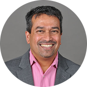 Veerendra Lele, Interim Associate Provost for Diversity, Denison University